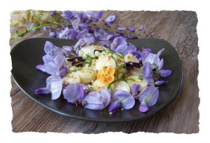salade de glycine